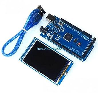 AuBreey 3 2 inch TFT LCD screen module Ultra HD 320X480 for Arduino