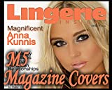 M5 Magazine Covers Senior Fashion Beauty Digital Photo Background Children Style