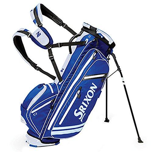 Srixon Golf 2017 Z Four Stand Bag Blue NEW