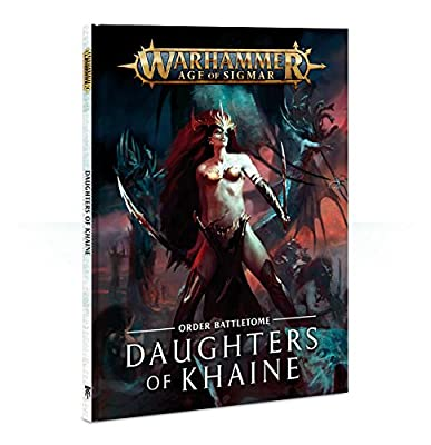 Battletome Daughters of Khaine Age of Sigmar (HB) from Games Workshop