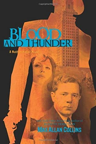 book cover of Blood and Thunder