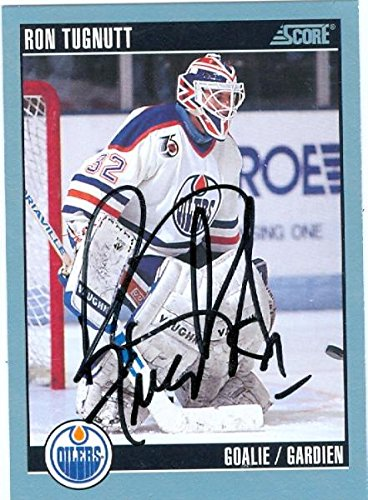 c83e95c40 Image Unavailable. Image not available for. Color  Ron Tugnutt autographed  ...