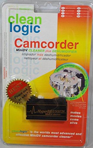 HyperBRUSH Mini-DV Camcorder Cleaning Cassette (Mini Dv Camcorder Head Cleaner)