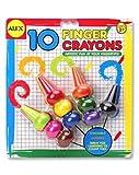 : ALEX Toys Artist Studio Clickable Finger Crayons
