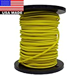 Bungee Cord 9mm (3/8'') - 300' Roll (Yellow)
