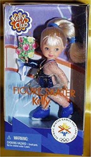 Utah Ski Snowboard (2002 Olympic Winter Games, Salt Lake City, Utah: Figure Skater Kelly Doll)