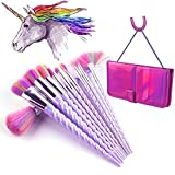 Best Makeup Brushes - Unicorn Makeup Brushes Set Make up Brushes Professional Review