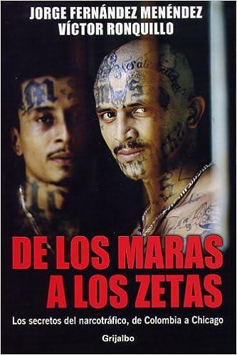 Book De los Maras a los Zetas (Spanish Edition)