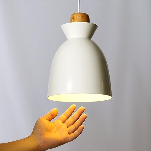 Amazon.com: Industrial Edison Mini metal colgante lámpara ...