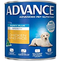 Advance Wet Dog Food, Puppy Plus - Growth, Chicken and Rice, 12x700g