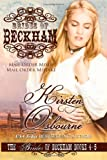 Brides of Beckham Volume 2, Kirsten Osbourne, 1494309866