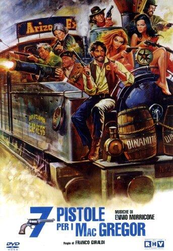 Seven Guns for the MacGregors -  DVD, Franco Giraldi, Manuel Zarzo
