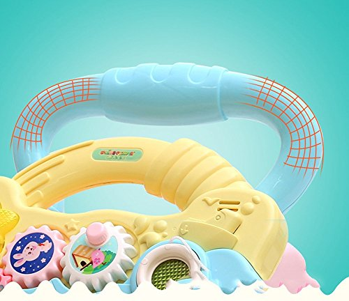 Andador para Bebés Baby Early Learning Puzzle Bebé ...
