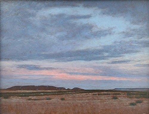 Twilight, White Buffalo , NM