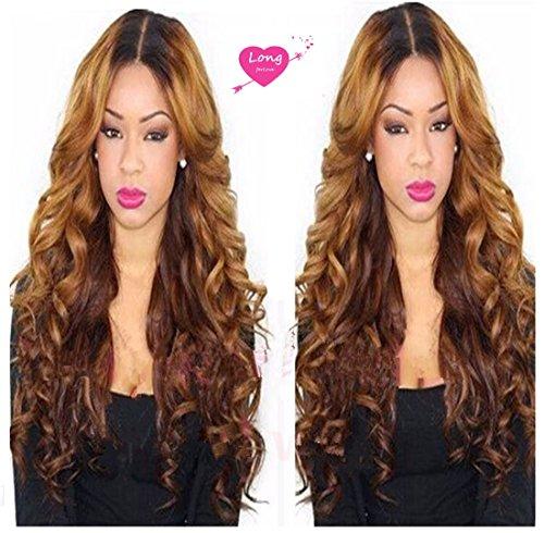 Longl (Disco Afro Wig In Black)