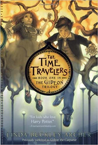 Image result for the time travelers the gideon trilogy