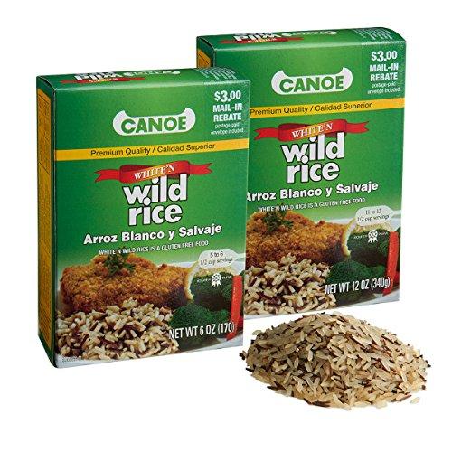 Canoe White'n Wild by Canoe Wild Rice