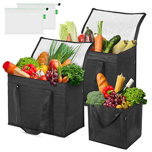 Syntus Insulated Reusable Grocery bags product image