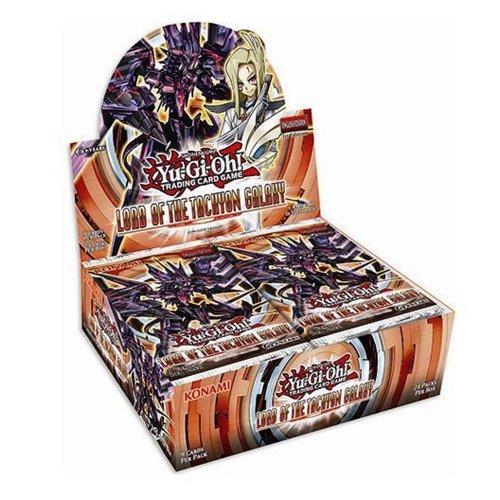Yu-Gi-Oh! LTGY Lord of The Tachyon Galaxy 1st Edition Box