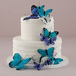 Beautiful Butterfly Cake Sets - Something Blue