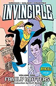 Invincible Vol. 1: Family Matters (English Edition)