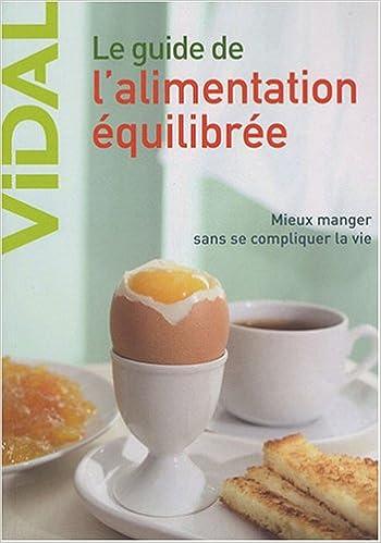 Livres Le guide de l'alimentation équilibrée epub, pdf