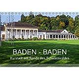 Baden-Baden, Kurstadt am Rande des Schwarzwaldes (Tischkalender 2019 DIN A5 quer): Ein Rundgang durch Baden-Baden und Umgebung (Monatskalender, 14 Seiten ) (CALVENDO Orte)