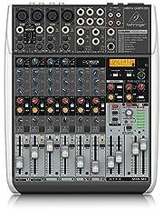 Behringer Qx1204Usb Dj Mixer - Mezclador Para Dj