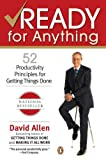 img - for Ready for Anything: 52 Productivity Principles for Getting Things Done book / textbook / text book