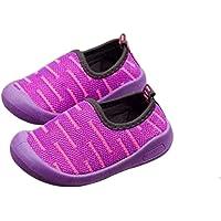 DEBAIJIA Zapatos para Niños 1-4T Bebés Caminata Zapatillas