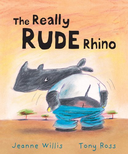 The Really Rude Rhino