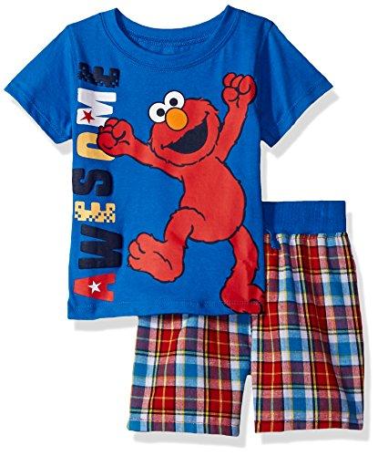 Sesame Street Baby Piece Short