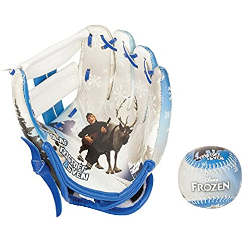 Franklin Sports Disney Frozen Air Tech Glove and Ball Set - Disney Ball