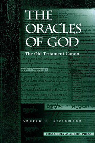 The Oracles of God Pdf