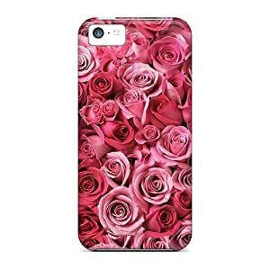 New Style E-Lineage Hard Case Cover For Iphone 5c- Spirals Of Love