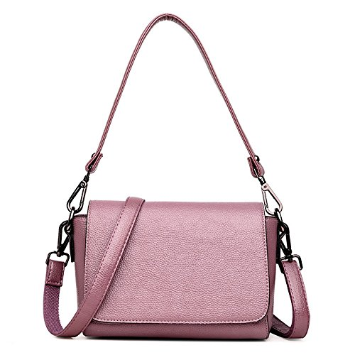 Purple Lady Multi Stylisé Sac Mode Shopping Main Bandoulière Travail à à Bandoulière Sac Sac à Pocket BZqwWg1BS