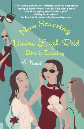 Now Starring Vivien Leigh Reid: Diva in Training