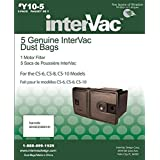 Y10-5 Replacement Bags for CS6 and CS8 Vacuums