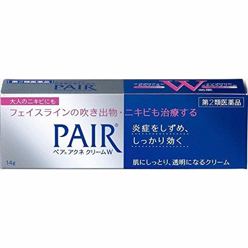 Price comparison product image Lion Pair cream W 14g