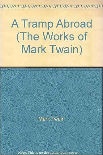 Livres Kindle best seller téléchargement gratuit A Tramp Abroad (The Works of Mark Twain) PDF iBook PDB