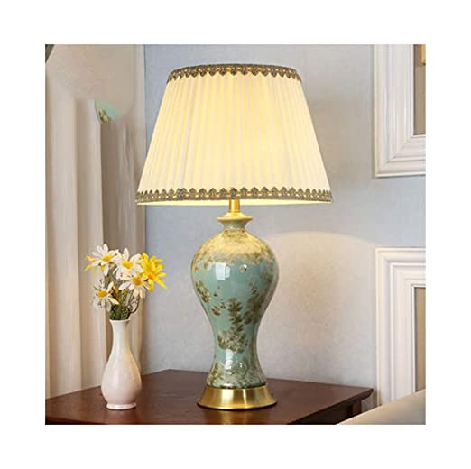 Uexfy Bonita lámpara de Mesa Lámpara de Mesa Creative American ...
