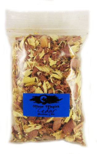 Cedar Chips Raw Herb