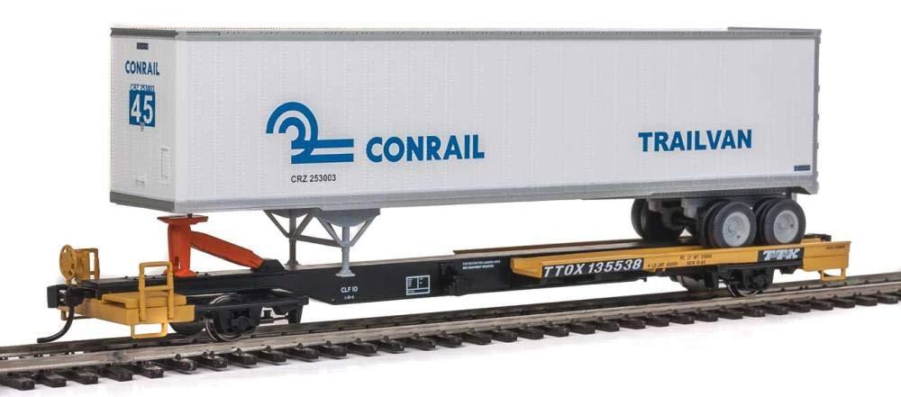 55%以上節約 15m Front Runner 15m w/Trailer - Ready to Run to 253003 -- TTOX 135538 w/14m Conrail Trailer 253003 B0755KNTLT, はだぎくつ下屋:569c2397 --- a0267596.xsph.ru