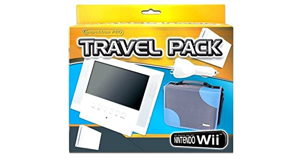 Powerplay Screen and Case Travel Pack (Wii) [Importación inglesa ...
