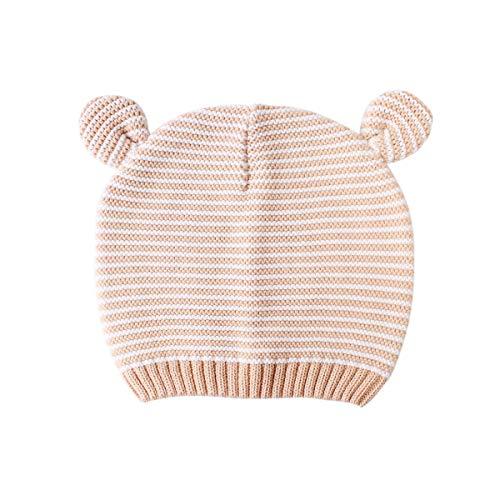 47ce50545729 LLmoway Baby Infant Toddler Kids Knit Hat Beanie Cap Boys Girls Cotton  Skull Cap