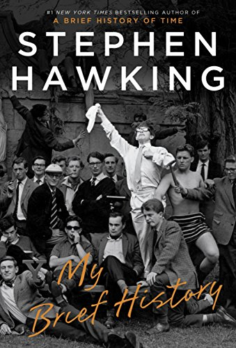My Brief History (Deckle Edge) Hardcover (A Brief History Of The Universe Stephen Hawking)