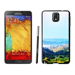 NEW Custom Diyed Diy For SamSung Note 4 Case Cover Phone With iOS 8 Forest Hills Landscape_Black Phone