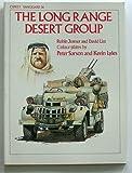 Long Range Desert Group, Bob Jenner and David List, 0850454840