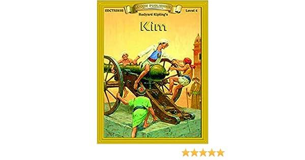 Kim(Illustrated) (English Edition) eBook: Rudyard Kipling ...