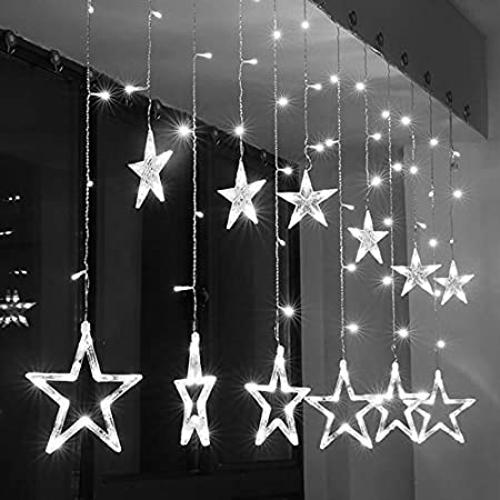 Review Zology LED Star Curtain